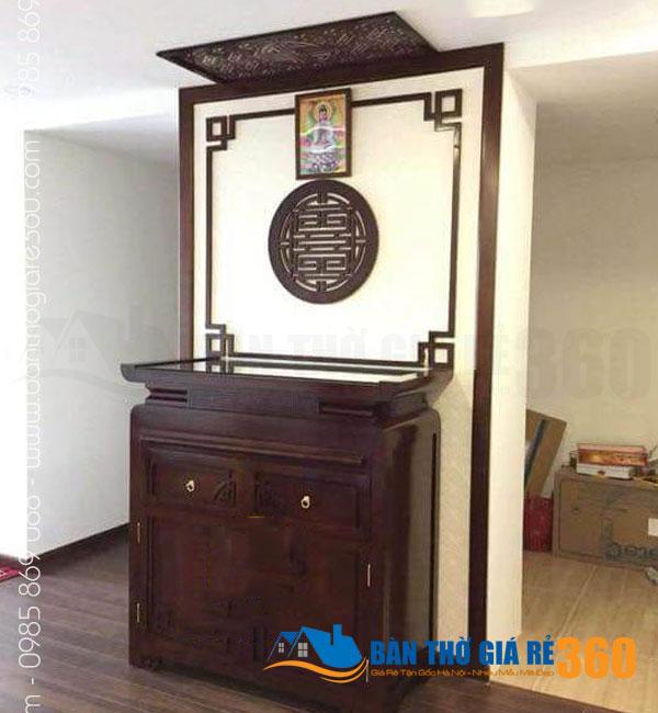 Top 20 bàn thờ đứng chung cư Quận Tân Phú đẹp nhất mẫu mới 2020