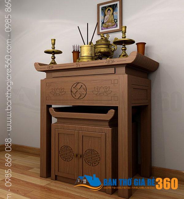 Bàn thờ đứng, tủ thờ tại Quận Phú Nhuận – Bàn Thờ Giá Rẻ 360