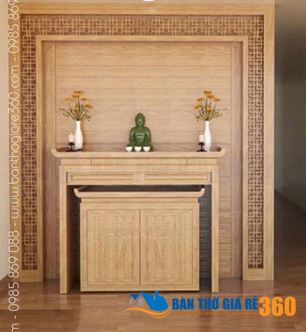 1001 Mẫu bàn thờ, Tủ thờ, Ngai thờ đẹp, đặt đóng chuẩn chỉ tại Quận 2 HCM