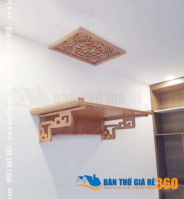 Địa chỉ cung cấp bàn thờ treo tường Huyện Ba Vì Hà Nội