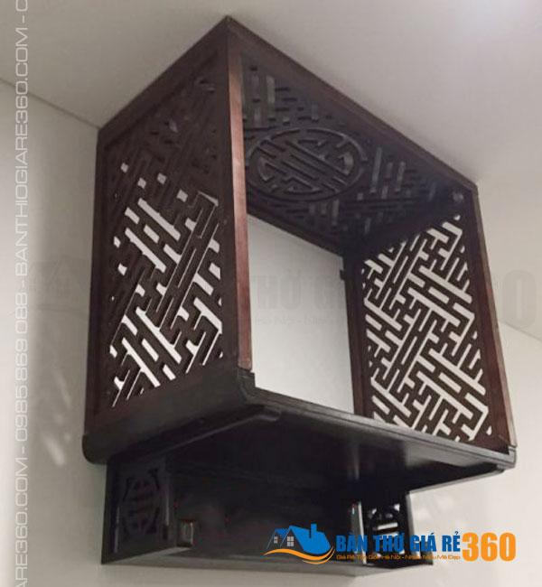 Mẫu bàn thờ nhà chung cư đẹp [mẫu mới] giá rẻ tại Quận Gò Vấp HCM
