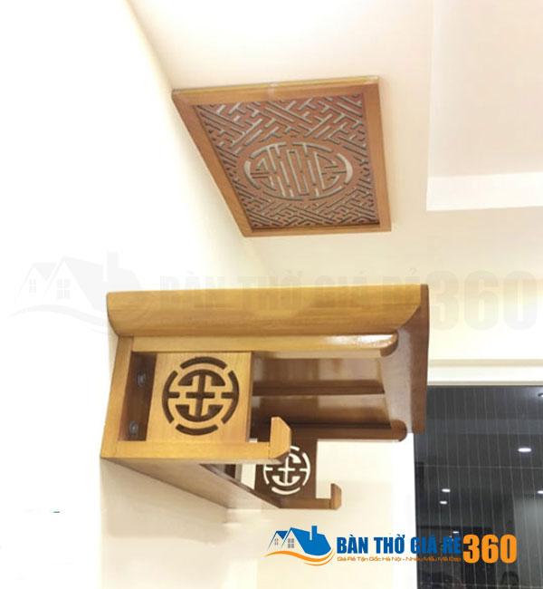 Các mẫu bàn thờ, kệ thờ Huyện Ứng Hòa cho nhà chung cư hiện đại đẹp nhất