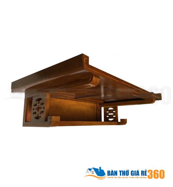 Bàn thờ cho căn hộ chung cư với thiết kế hiện đại Huyện Thạch Thất