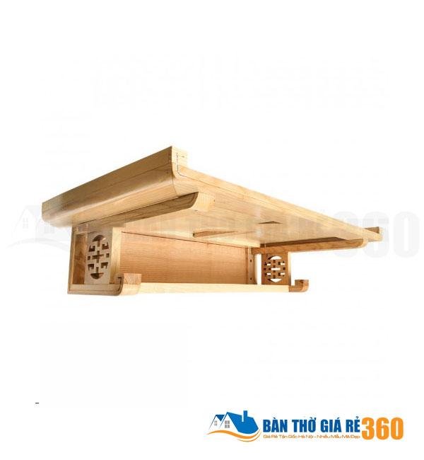 Mẫu bàn thờ nhà chung cư đẹp [mẫu mới] tại Huyện Quốc Oai Hà Nội