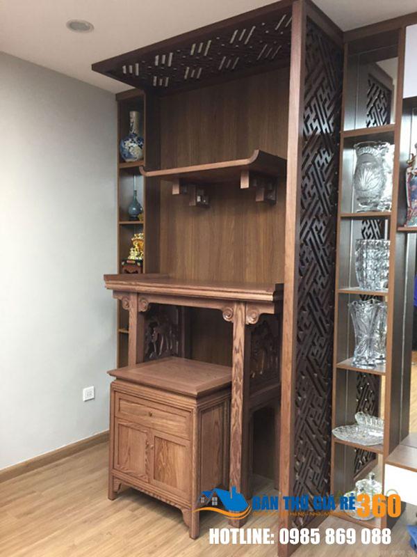 chuyên sản xuất bàn thờ đẹp, hiện đại cho chung cư